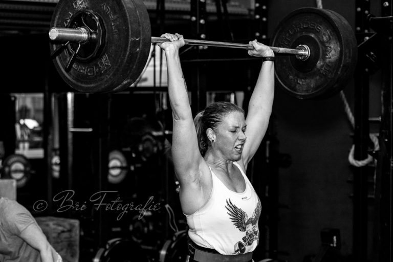 crossfit athlete Bri Fotografie