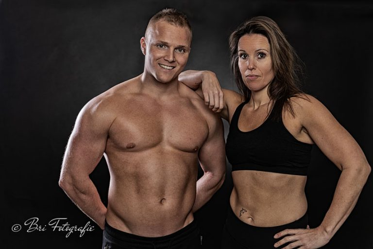 fitness shoot duo