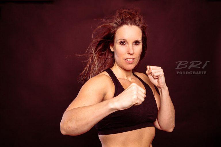 fitness shoot vrouw