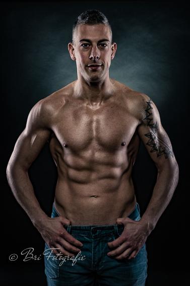 fitness shoot Bri fotografie